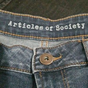 Articles Of Society Jeans - 2 pair of skinny jeans